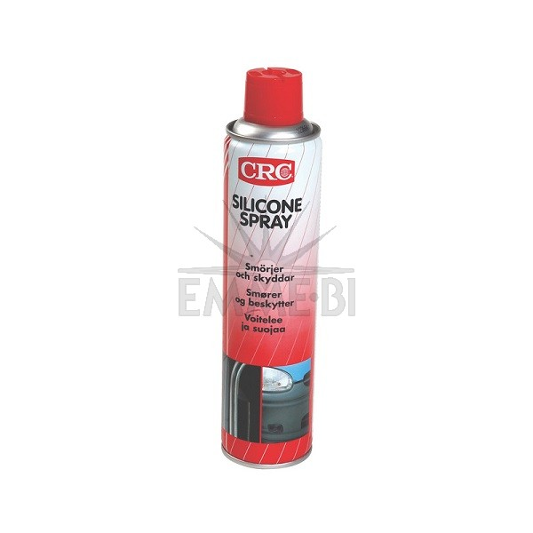 Olio siliconico spray crc ml 200 emmebiferramenta for Crc serramenti